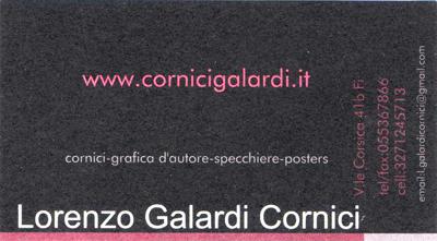 Galardi Cornici