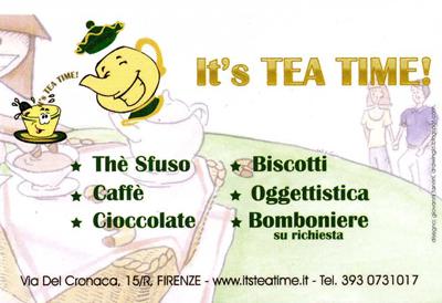 Thè sfuso - Caffè - Ciocolate - Biscotti - Miele - Marmellate - Bomboniere - Oggettistica