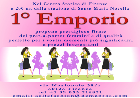 1° Emporio StockGrandi Firme