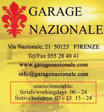 garage nazionale