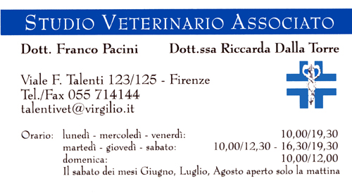 studio veterinario associato