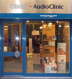 Oticon Audio Clinic
