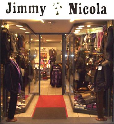 Jimmy & Nicola