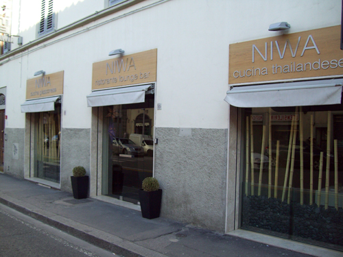 niwa ristorante giapponese thailandese