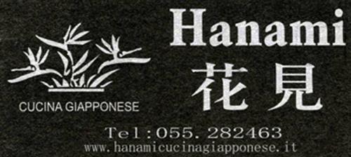 Hanami cucina giapponese