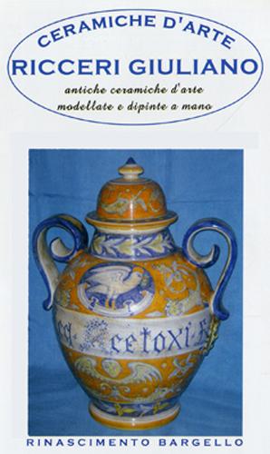 ceramiche d'arte ricceri