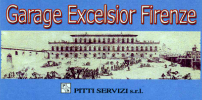 garage excelsior firenze