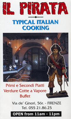 il pirata rosticceria gastronomia