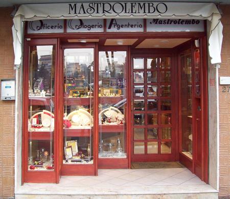 gioielleria mastrolembo