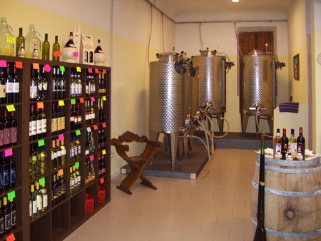 cantina toscana vino sfuso