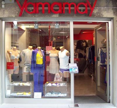 yamamay abbigliamento intimo moda mare