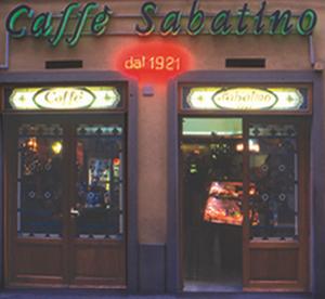 caffè sabatino