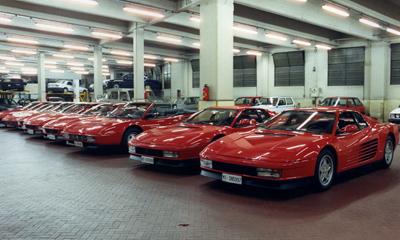 garage la stazione