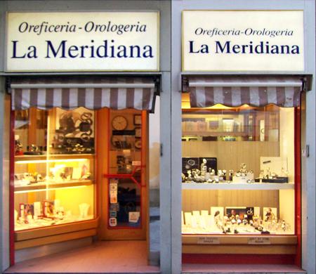 La Meridiana Orologeria Oreficeria