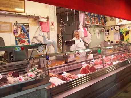 macelleria carne equina