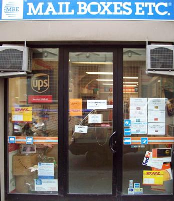 mail boxes etc spedizioni materiali per imballaggi fotocopie digitali e fax
