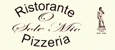 ristorante pizzeria o sole mio
