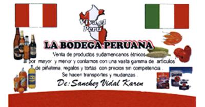 la botega peruana vendita di prodotti sudamericani etnici