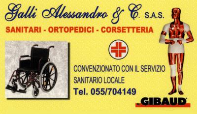 ortopedia sanitari corsetteria convenzionato con servizio sanitario locale