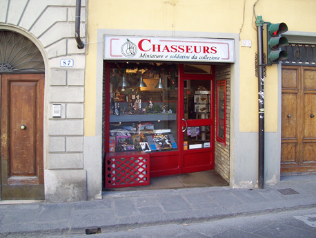 Chasseurs The collector House