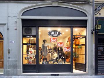 Alex Firenze Abbigliamento e Accessori