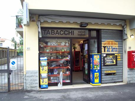 Tabacchi Ricevitoria 29