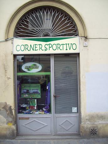 Corner sportivo