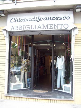 Chairadi franscesco Abbigliamento donna e accessori