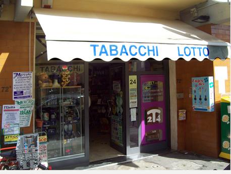 Tabaccheria Tozzetti