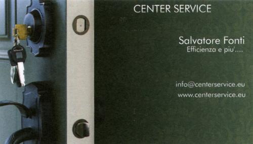 Center Service