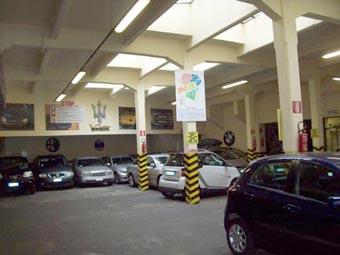 garage santa trinita