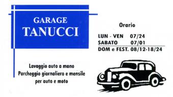 garage tanucci
