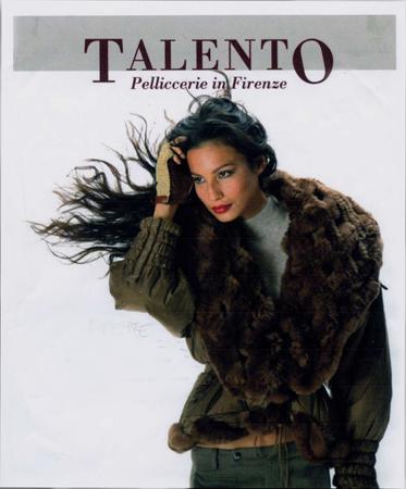 talento pelliccerie