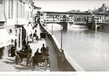 lungarno 1890