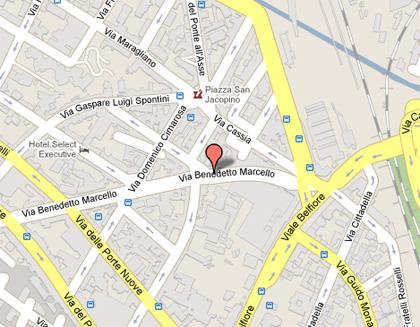 mappa PASQUALI