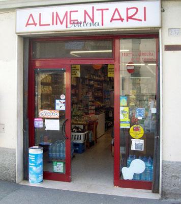 ALIMENTARI TABACCHI