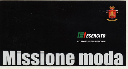 E.I. Esercito Italiano