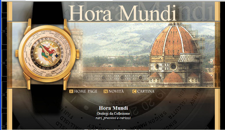 HORA MUNDI Orologi da collezione
