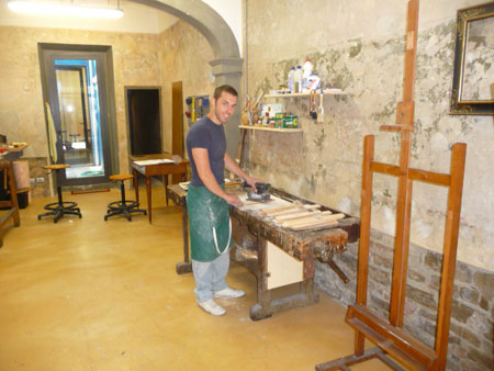 Lorenzo Lombardini Decoratore
