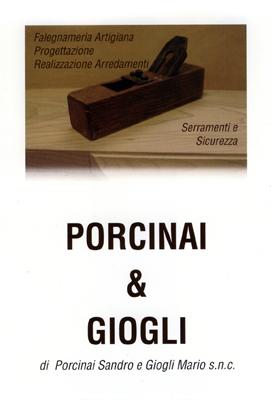 PORCINAI e GIOGLI Falegnameria Artigiana