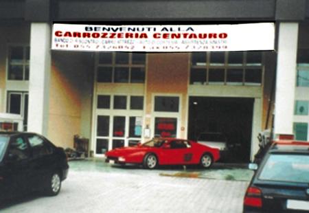 Carrozzeria CENTAURO