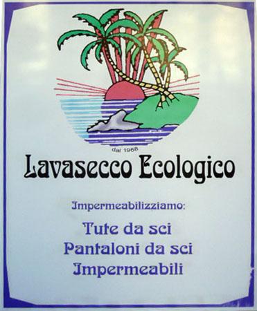 Lavasecco Ecologico