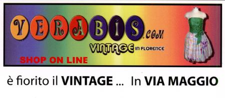 VERABIS il Vintage a Firenze