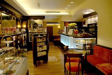 CAFFE'  FLORIAN   Firenze Caffè - Boutique - Gourmet - Dolci Tea - Praline - Porcellane