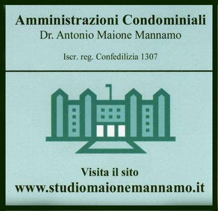 Amministrazioni Condominiali Dr.Antonio Maione Mannamo