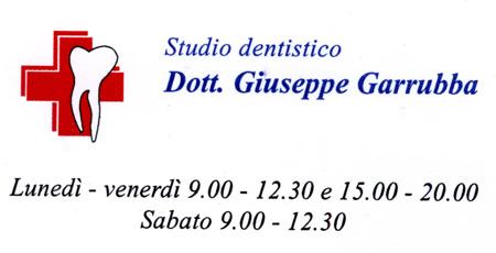 Studio Dentistico Dr. Giuseppe Garrubba