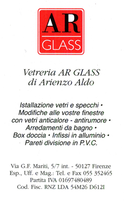 vetreria glass