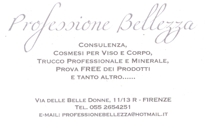 Professione Bellezza
