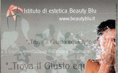 Istituto di estetica Beauty Blu