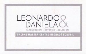 Leonardo e Daniela